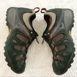 Merrell Shoes - Merrell Continuum Vibram Hiking Outdoor Shoes
